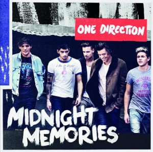 CD - One Direction – Midnight Memories