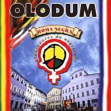 CD - Olodum – Roma Negra