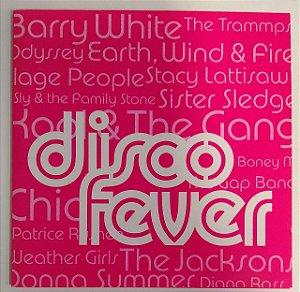CD - Disco Fever (Vários Artistas)