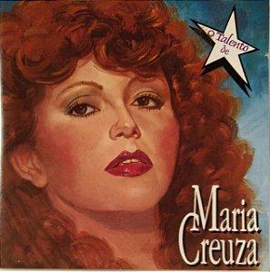 CD - Maria Creuza - O Talento de