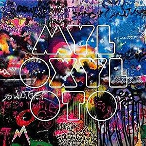 CD - Coldplay – Mylo Xyloto (Novo - Lacrado)