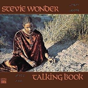 LP - STEVIE WONDER - TALKING BOOK (Novo - Lacrado) (IMPORTADO EU)