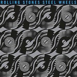 LP - ROLLING STONES - STEEL WHEELS (2009 RE-MASTERED) - IMPORTADO (Novo - Lacrado)