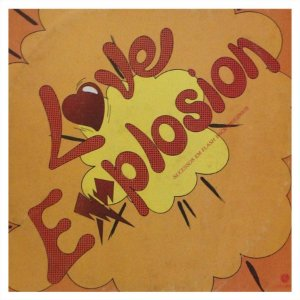 LP - Love Explosion (Vários Artistas)