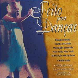 CD - Orquestra Commander - Feito Para Dançar 1