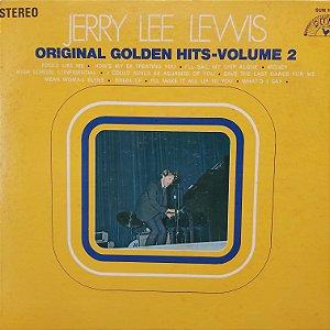 LP - Jerry Lee Lewis – Original Golden Hits Volume II (Importado US)