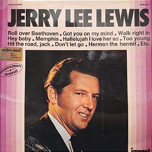 LP - Jerry Lee Lewis – Jerry Lee Lewis (Importado França)
