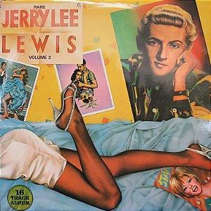 LP - Jerry Lee Lewis – Rare Jerry Lee Lewis Volume 2 (Importado UK)