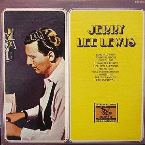 LP - Jerry Lee Lewis – Jerry Lee Lewis (Importado US)