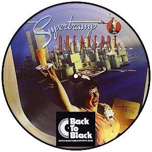 LP - SUPERTRAMP - BREAKFAST IN AMERICA (BACK TO BLACK PICTURE DISC) - IMPORTADO (Europe) (NOVO - LACRADO)