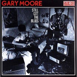 LP - Gary Moore – Still Got The Blues - IMPORTADO (Europe) (NOVO - LACRADO)