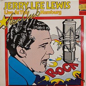 LP - Jerry Lee Lewis & The Nashville Teens – Jerry Lee Lewis (Importado Germany)