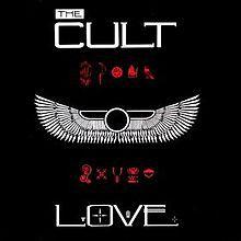 LP - The Cult – Love
