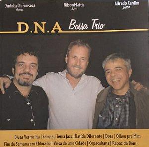 CD - DNA - Bossa Trio