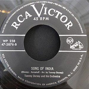 "COMPACTO - Tommy Dorsey - Song Of India / Marie (Importado US) (7"")"