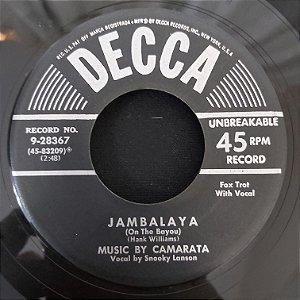 "Compacto - Camarata - Jambalaya / Mademoiselle - (Importado US) (7"")"