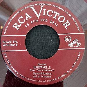 "Compacto - Sigmund Romberg - Barcarolle / Faithfully Yours (Importado US) (7"")"