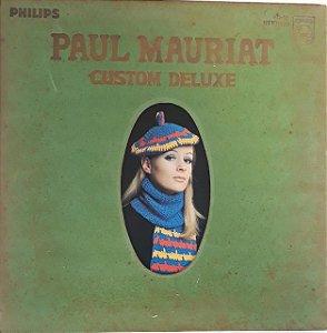 LP - Paul Mauriat - Custom Deluxe (Importado - Japan)