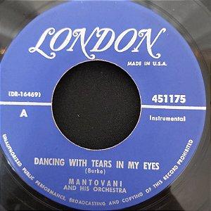 "COMPACTO - Mantovani - Dancing With Tears In My Eyes / Dear Love, My Love  (Importado US) (7"")"