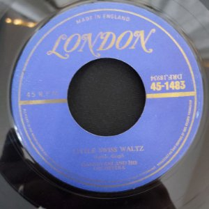 """COMPACTO - Stanley Black - Naila / The Last Rhapsody (Importado US) (7"""")"""