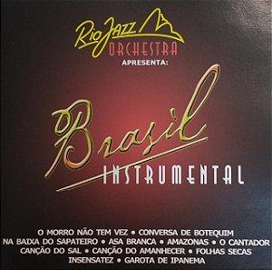 CD - Brasil Instrumental - Rio Jazz Orchestra