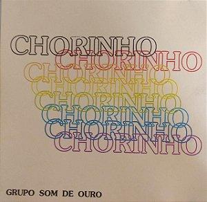 CD - Grupo Som De Ouro - Chorinho