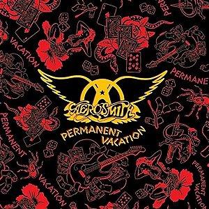 CD - Aerosmith – Permanent Vacation - Importado (Europe) (Novo - Lacrado) Entrega a partir de 02 de Agosto de 2021