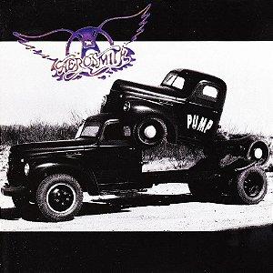 CD - Aerosmith – Pump - Importado (Europe) (Novo - Lacrado) Entrega a partir de 02 de Agosto de 2021