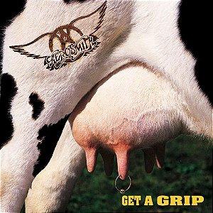 CD - Aerosmith – Get A Grip - Importado (Europe) (Novo - Lacrado) Entrega a partir de 02 de Agosto de 2021