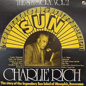 LP - Charlie Rich – The Sun Story Vol.2 (Importado US)
