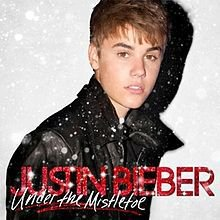 CD - Justin Bieber – Under The Mistletoe (imp)