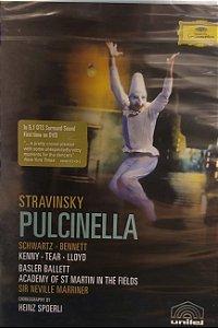 DVD - Stravinsky - Pulcinella (Importado EU) (Novo - Lacrado)