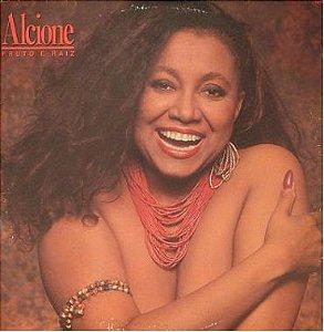 LP - Alcione – Fruto E Raiz