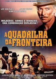 DVD - A Quadrilha da Fronteira (1971)