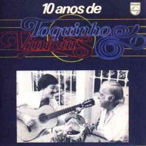 LP - Toquinho & Vinicius – 10 Anos De Toquinho & Vinicius