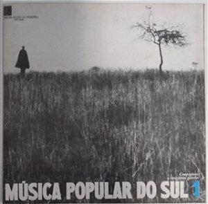 CD - Música Popular Do Sul 1 (Vários Artitas)