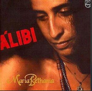 LP - Maria Bethania - Álibi