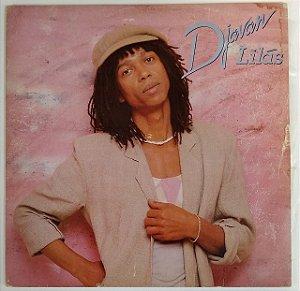 LP - Djavan – Lilás