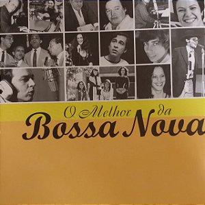 CD - O Melhor da Bossa Nova - Vol. 1 ( Vários Artistas)