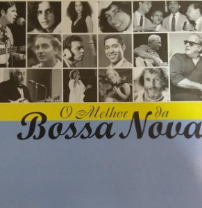CD - O Melhor da Bossa Nova - Vol. 3 ( Vários Artistas)