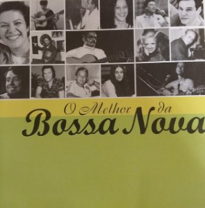 CD - O Melhor da Bossa Nova - Vol. 2 ( Vários Artistas)