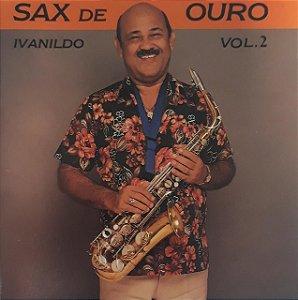 CD - Ivanildo – Sax de ouro vol2