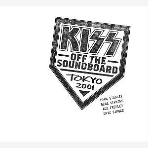 CD - Kiss – Off The Soundboard Tokyo 2001 - DUPLO (Novo - Lacrado) IMP, Entrega a partir de 10 de Agosto de 2021.