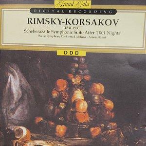CD - Nicolai Rimsky-korsakov (Coleção Grand Gala)