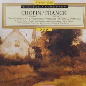 CD - Frédéric Chopin / Césár Franck (Coleção Grand Gala)