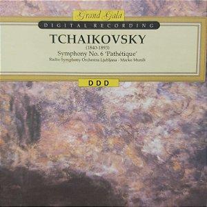 CD - Pjotr Ilyich Tchailovsky (Coleção Grand Gala)