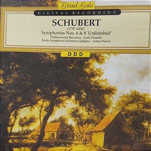 CD - Franz Schubert (Coleção Grand Gala)