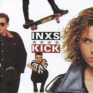 LP - INXS – Kick - Importado (Europe) (Novo - Lacrado)