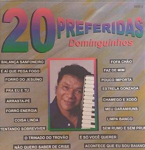 CD - Dominguinhos - 20 Preferidas