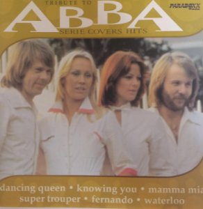 CD - ABBA - Tribute to Abba - Serie Covers Hits